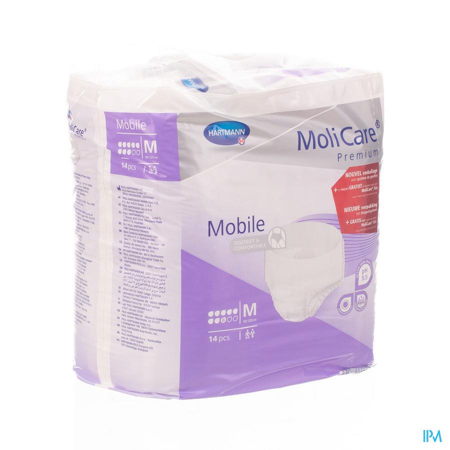 Molicare Pr Mobile 8 Drops M 14 P/s