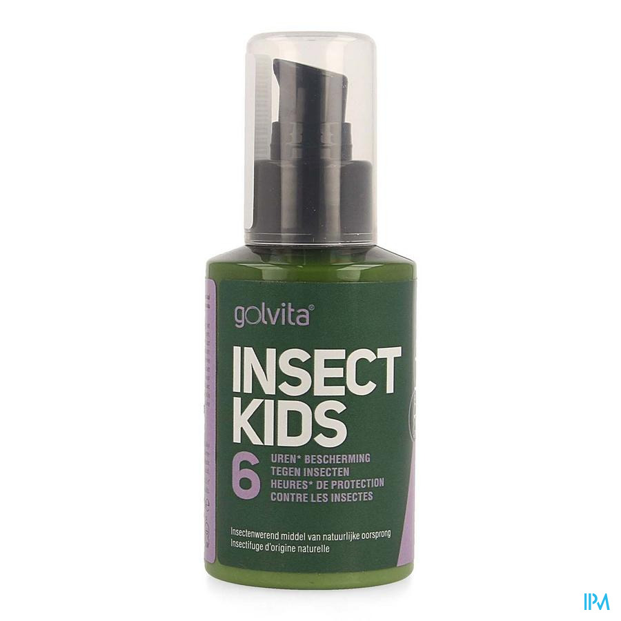 Golvita Insect Repellent Kids 100ml