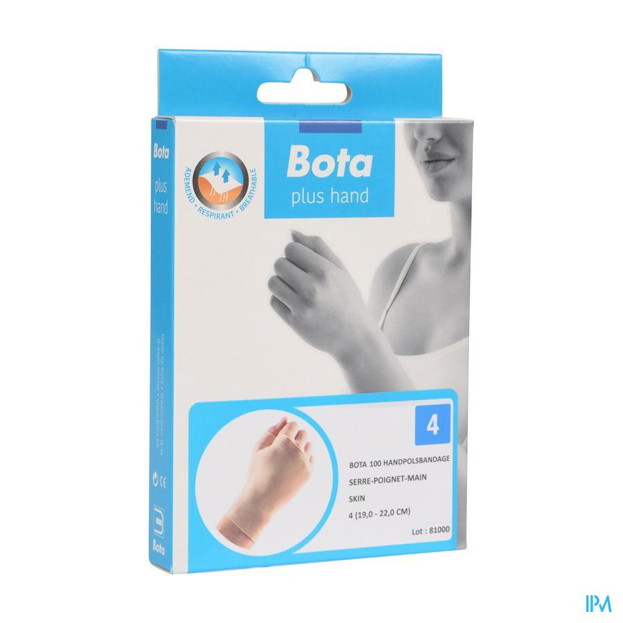 Bota Serre-poignet-main+pouce 100 Skin N4