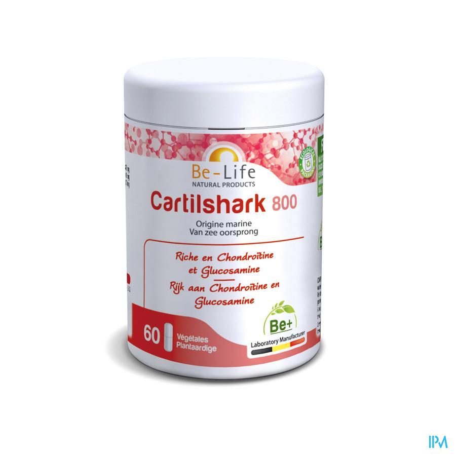 Cartilshark 800 Be Life Gel 60x800mg