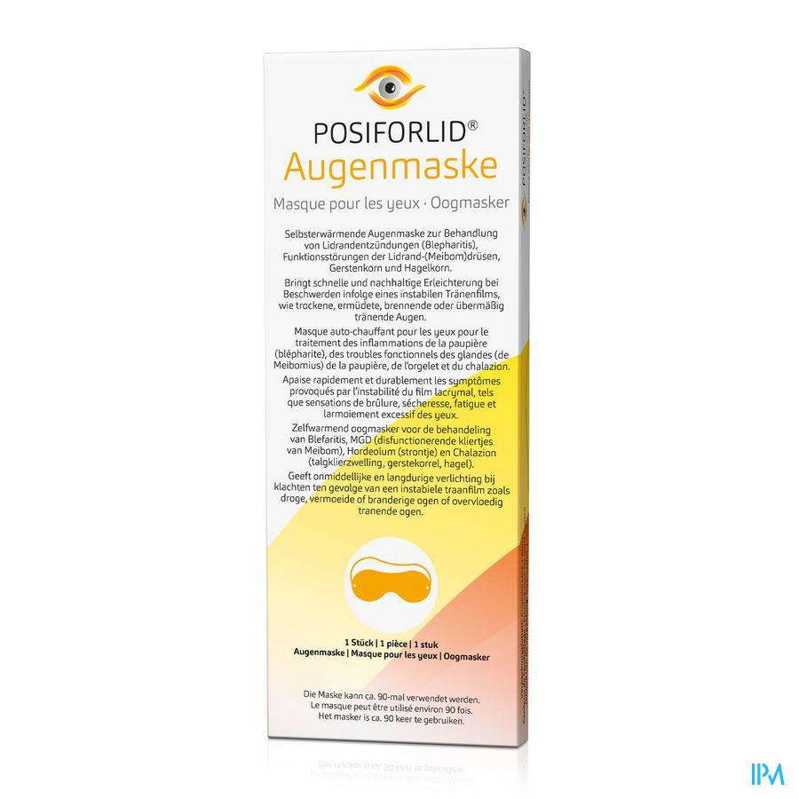 Posiforlid Masque Yeux 1