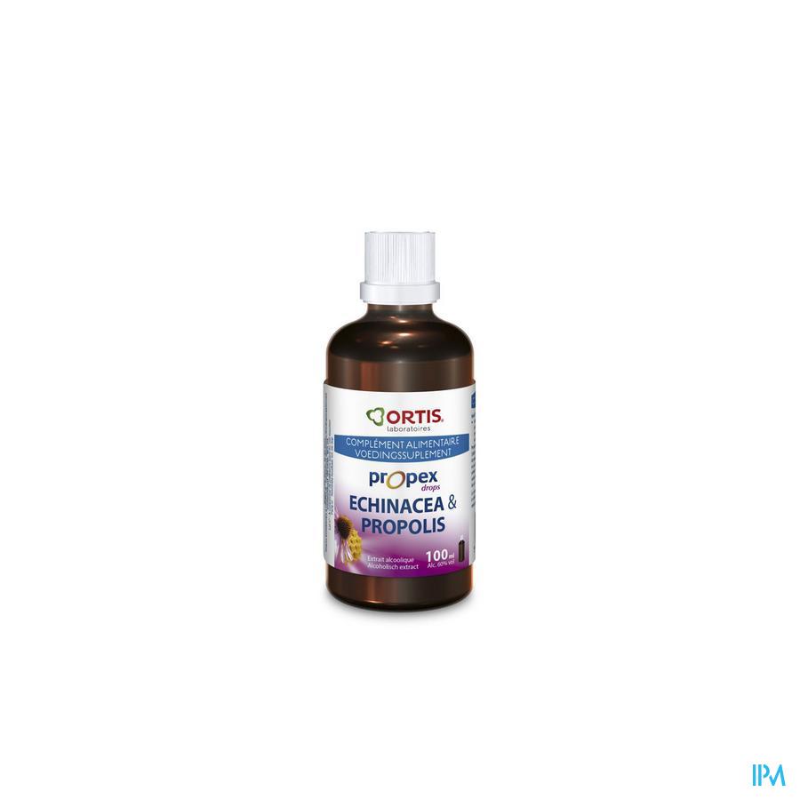 Ortis Echinacea+propolis Oplossing 100 ml