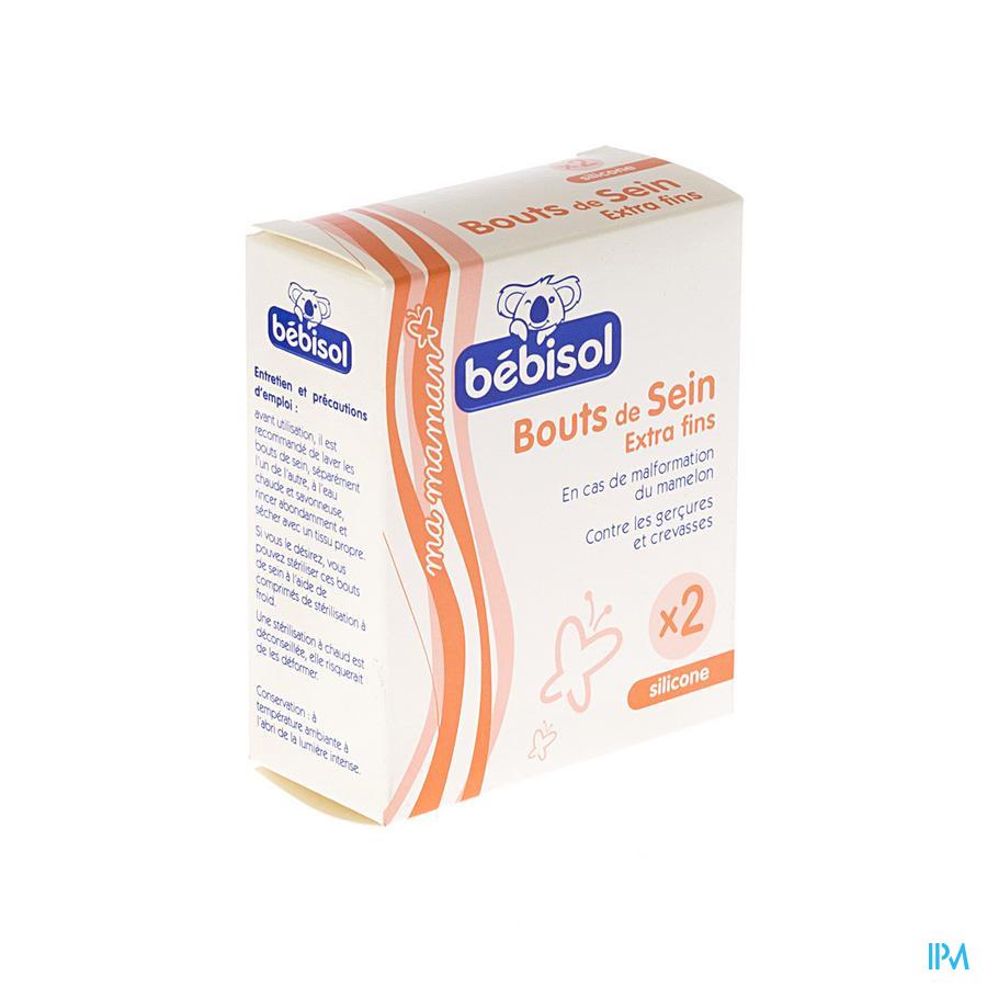 Bebisol Kunsttepels Silicone 2