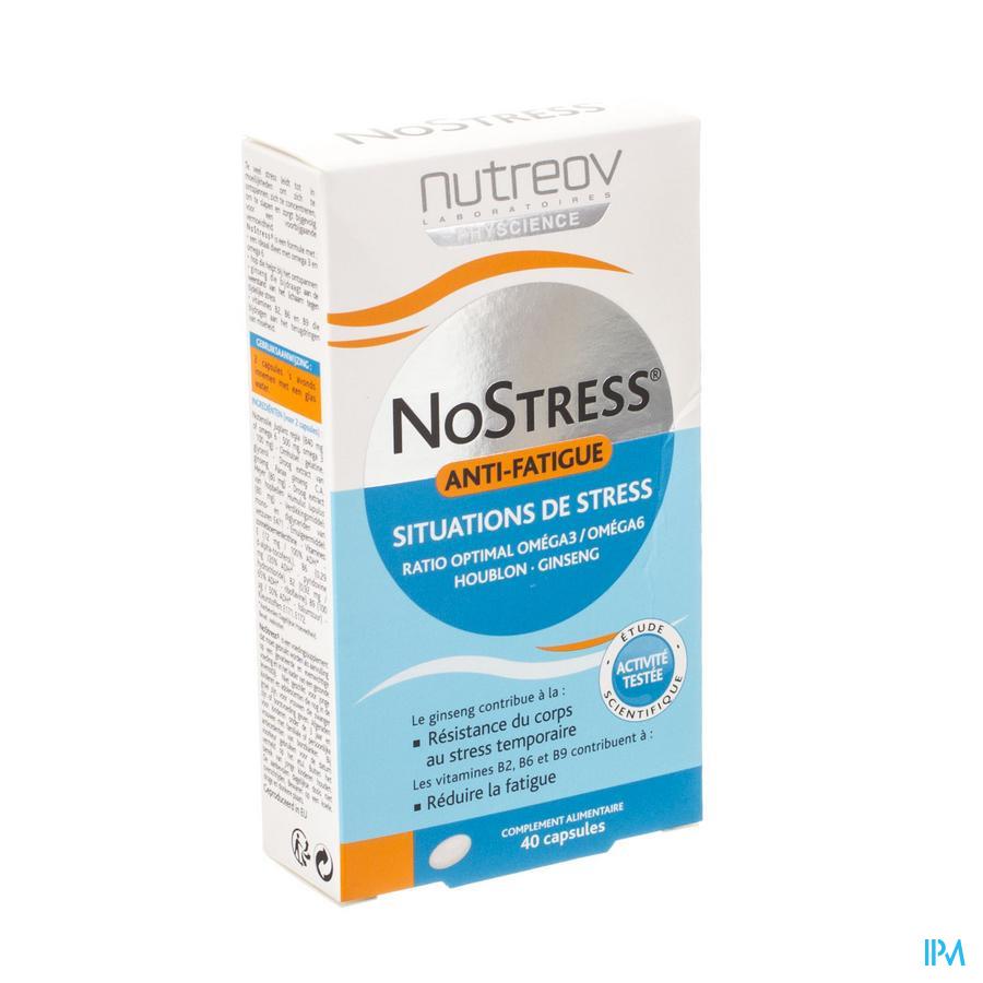 No Stress Caps 40