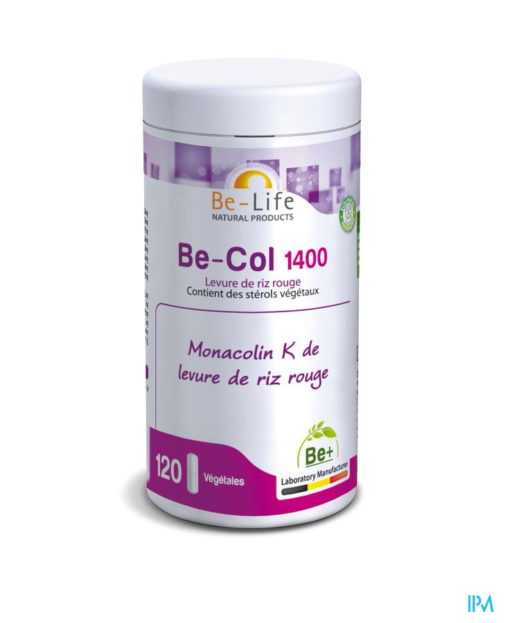 Be-col 1400 Be Life Pot Gel 120