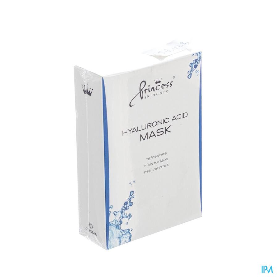Princess Skincare Hyaluronic Acid Mask 8
