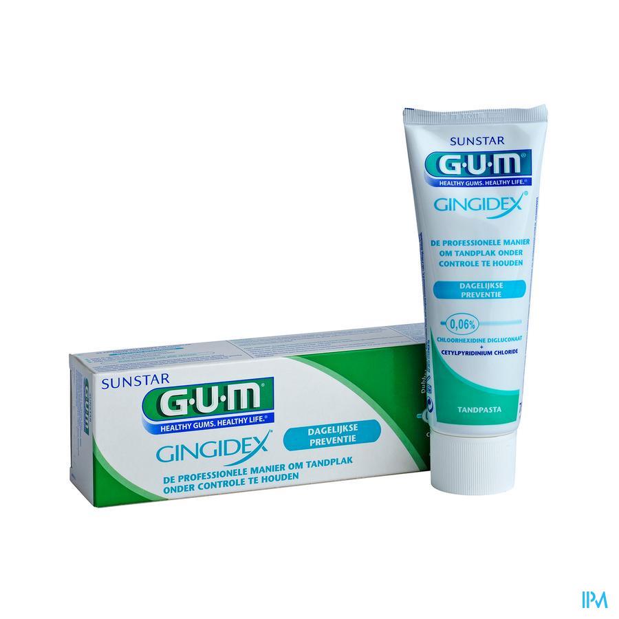 Gum Dentifrice Gingidex 75ml 1755