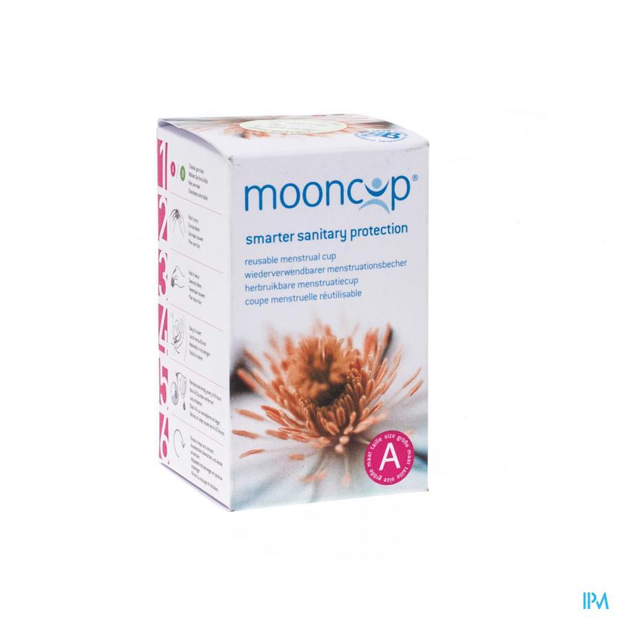 Mooncup Menstruatiecup Herbruikbaar Maat A 1