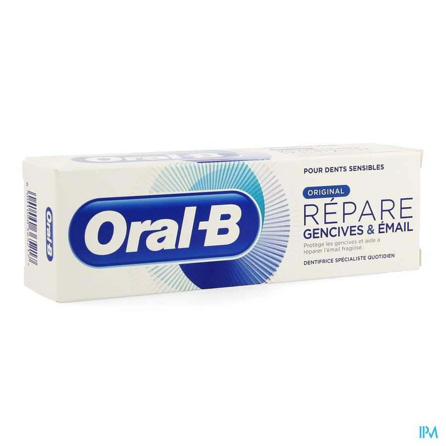 Oral B Dentifrice Gum&enamel Repair Original 75ml