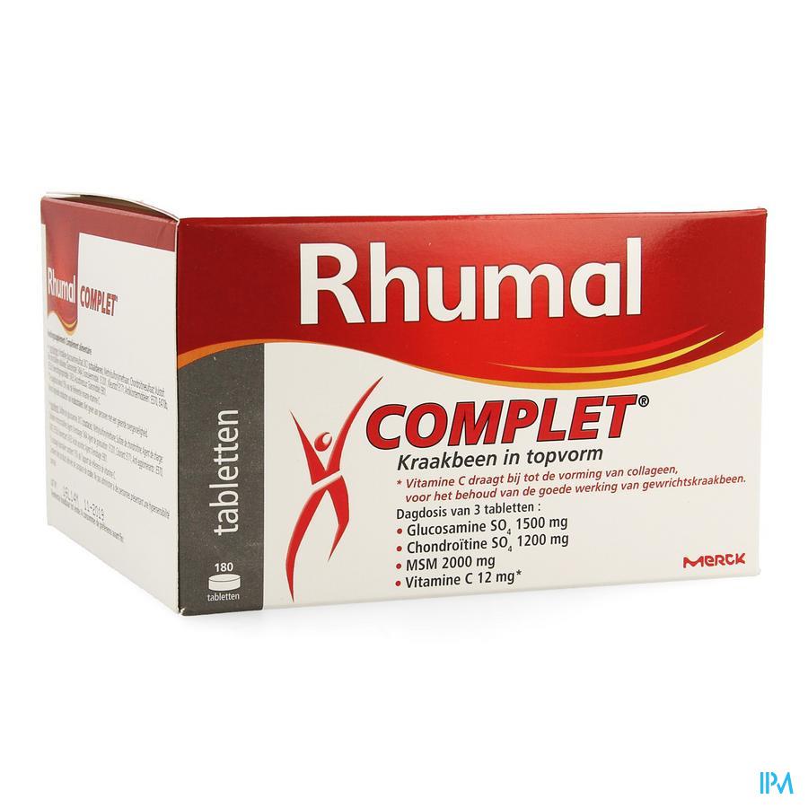 Rhumal Complet Tabl 180
