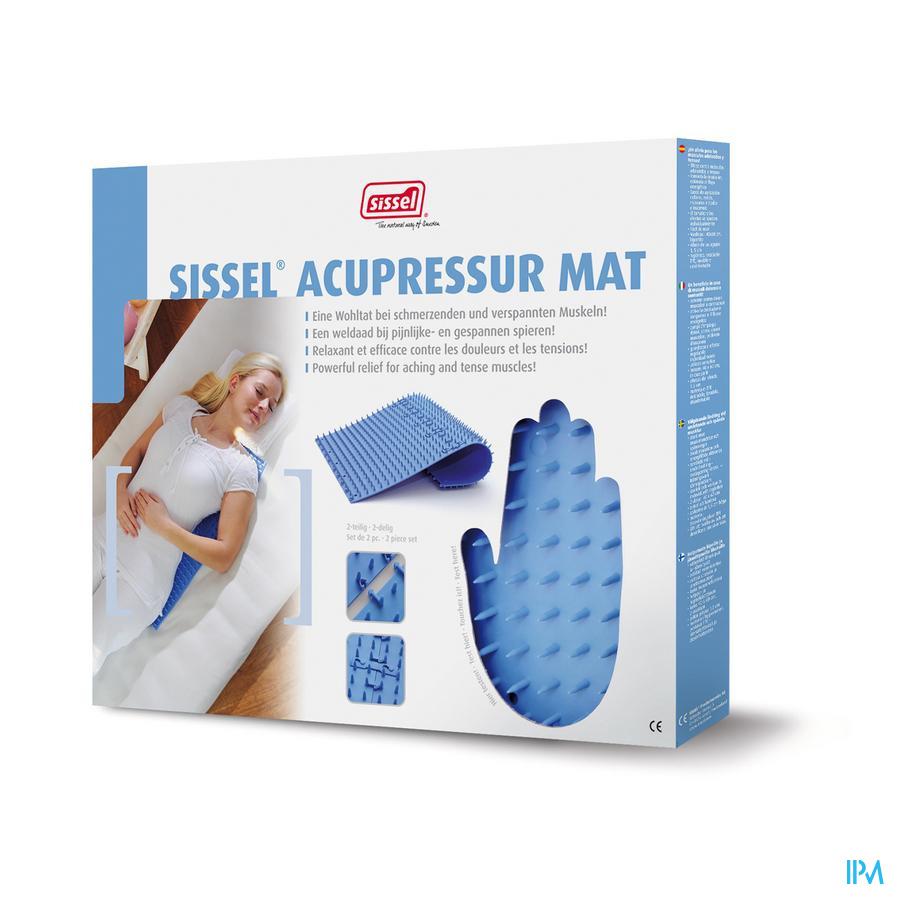 Sissel Acupressur Mat Soft