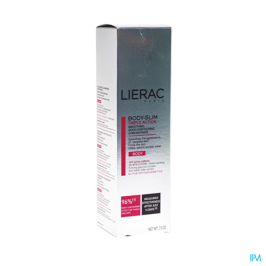 LIERAC BODYSLIM CONC.MULTI ACTION     POMPFL 200ML