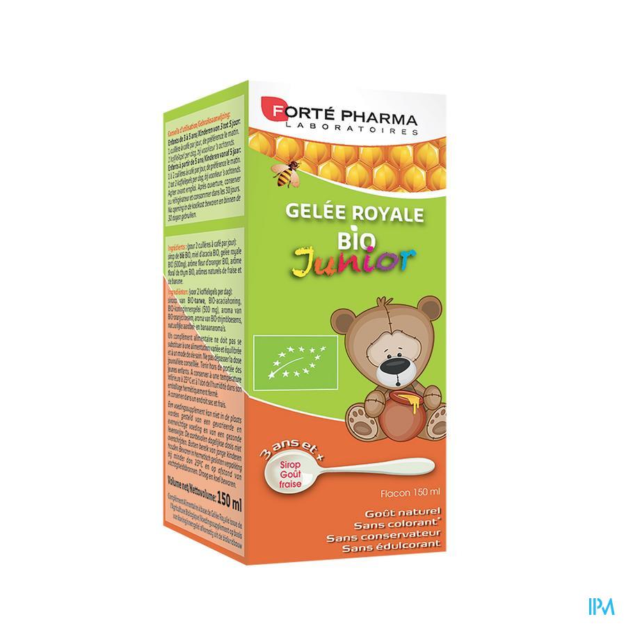 Gelee Royale Bio Junior Fl 150ml