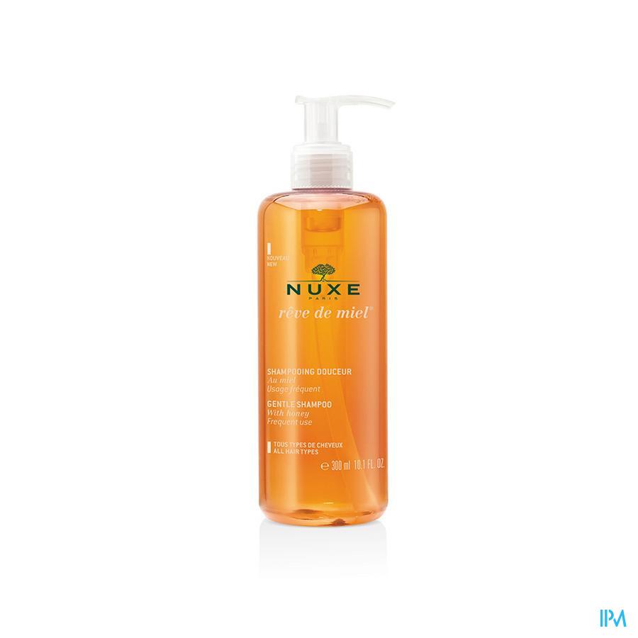 Nuxe Reve De Miel Zachte Shampoo Pompfl 300ml