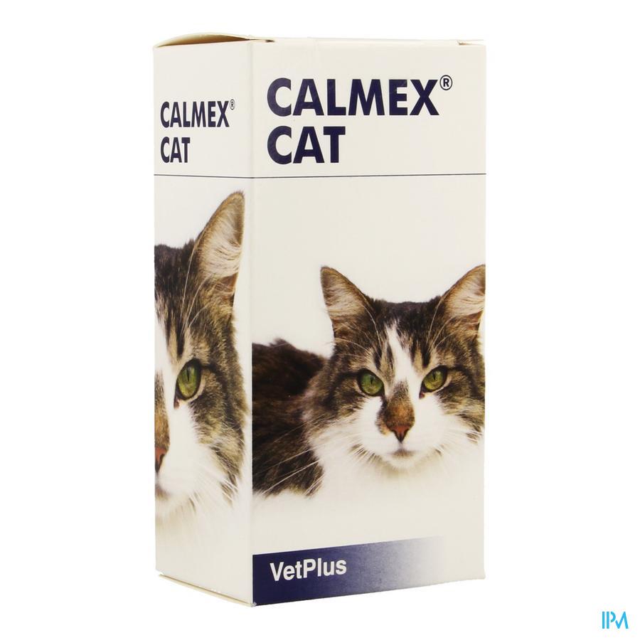 Calmex Kat Caps Druppels Fl 60ml