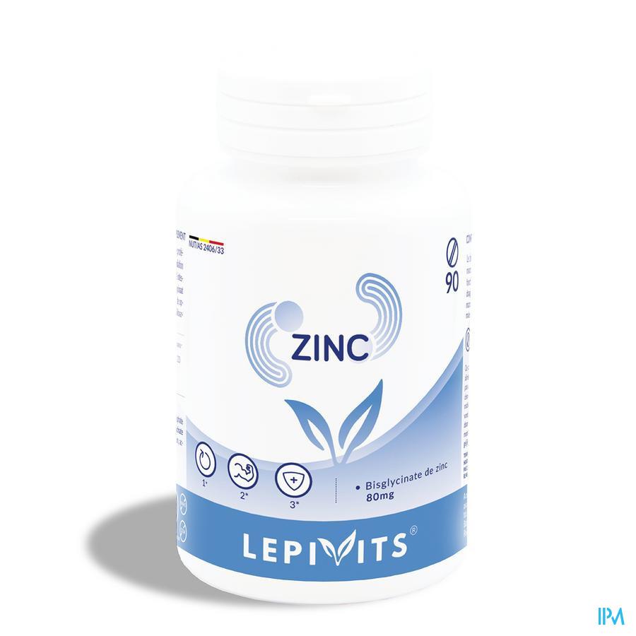 Leppin Zinc Comp 90