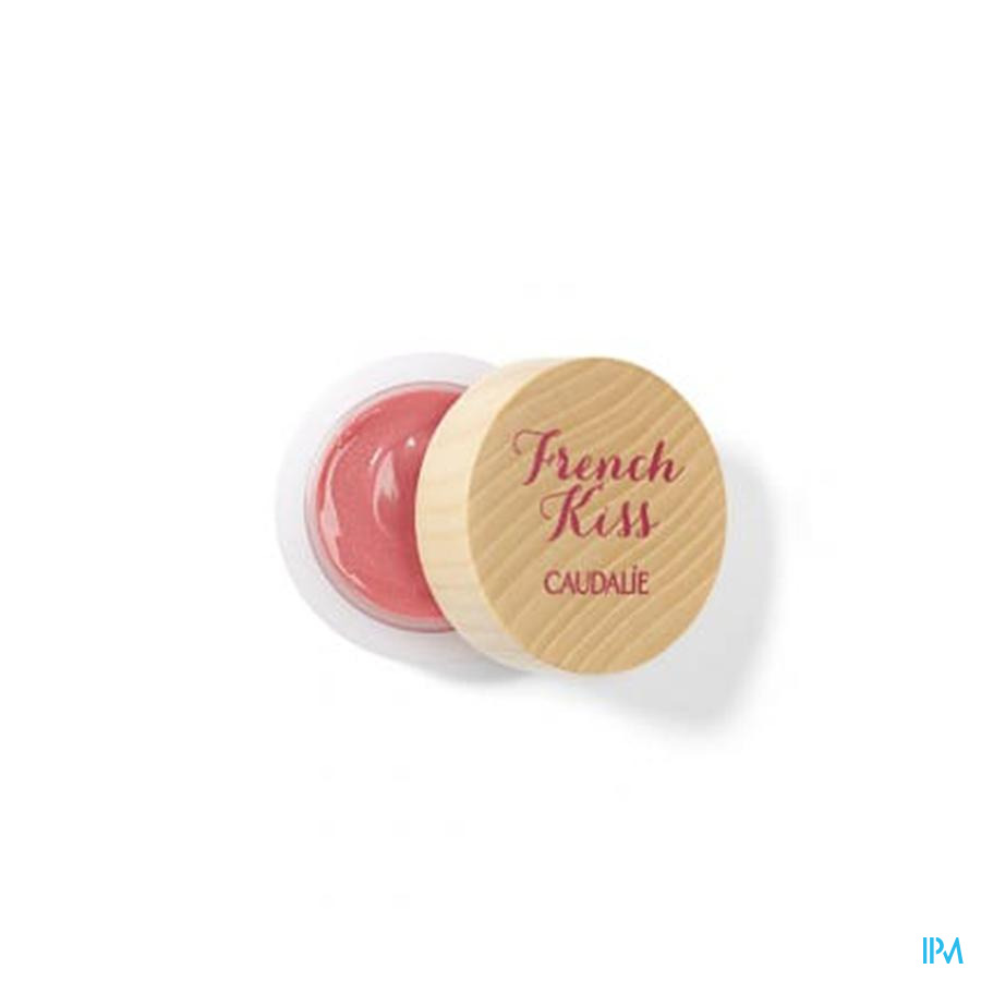 Caudalie French Kiss Lippenbalsem Seduction 7,5g