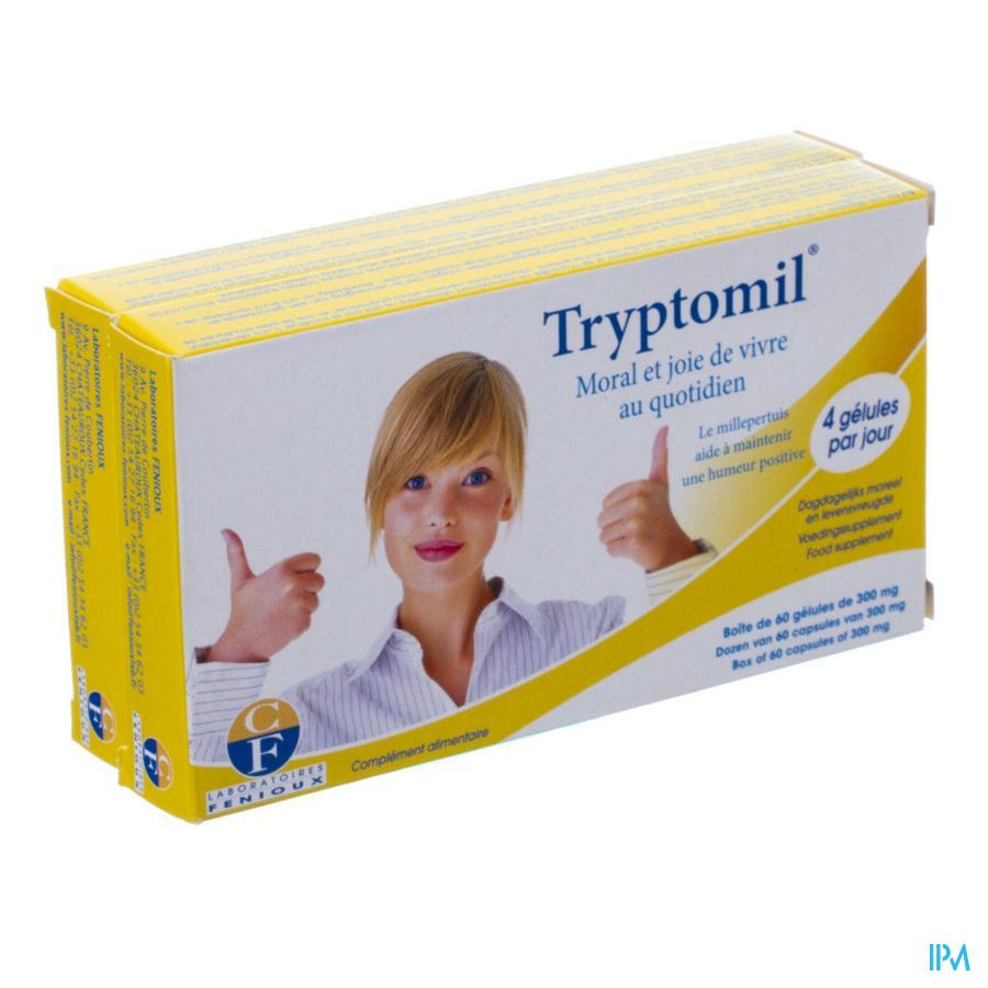 Tryptomil Caps 120