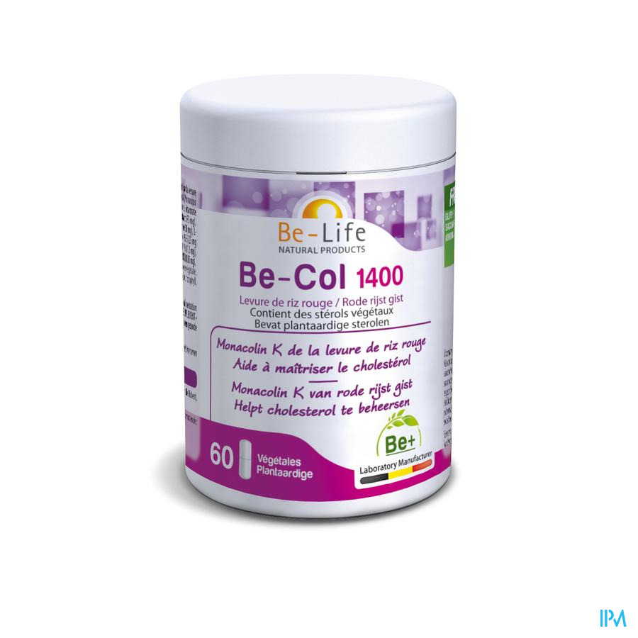 Be-col 1400 Be Life Pot Gel 60