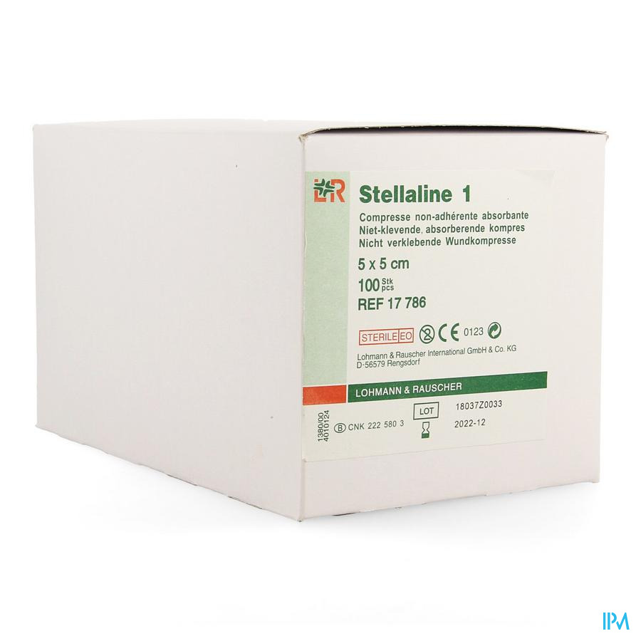 Stellaline 1 Komp Ster 5,0x 5,0cm 100 17786