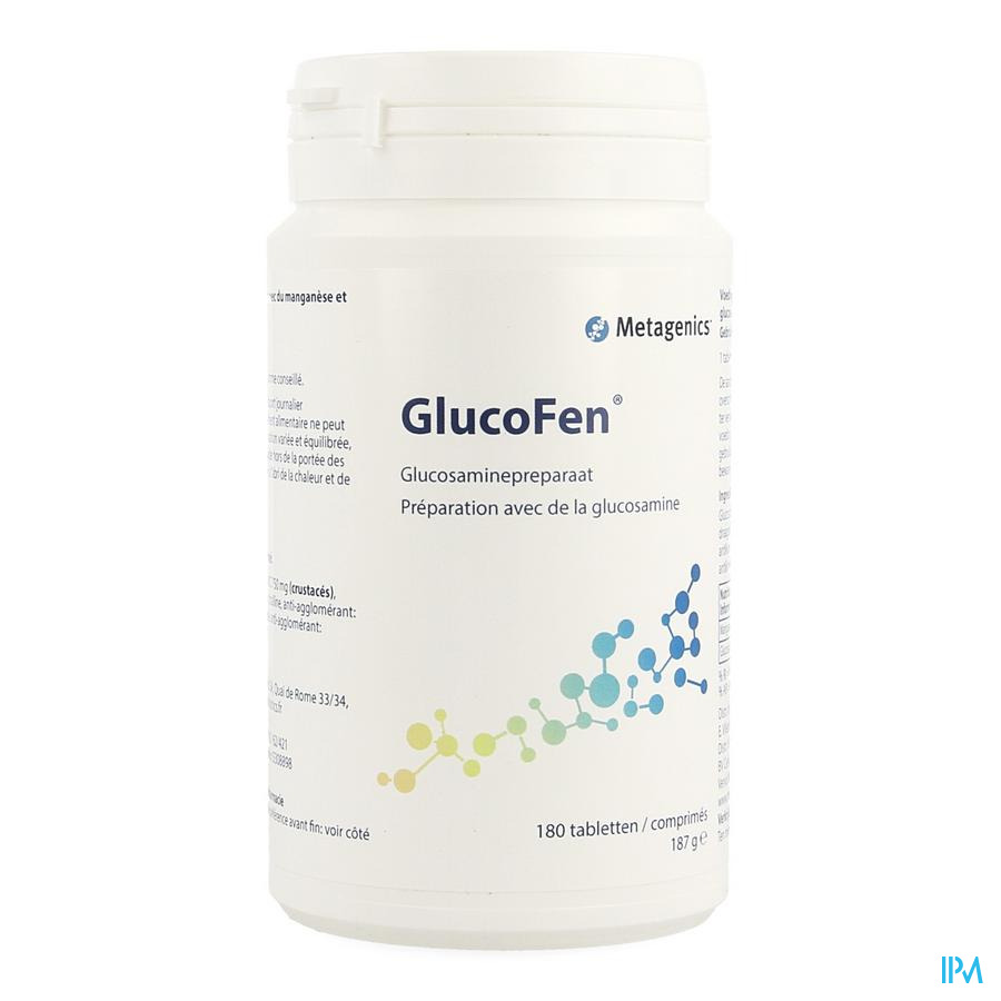 Glucofen Tabletten 180 3136 Metagenics