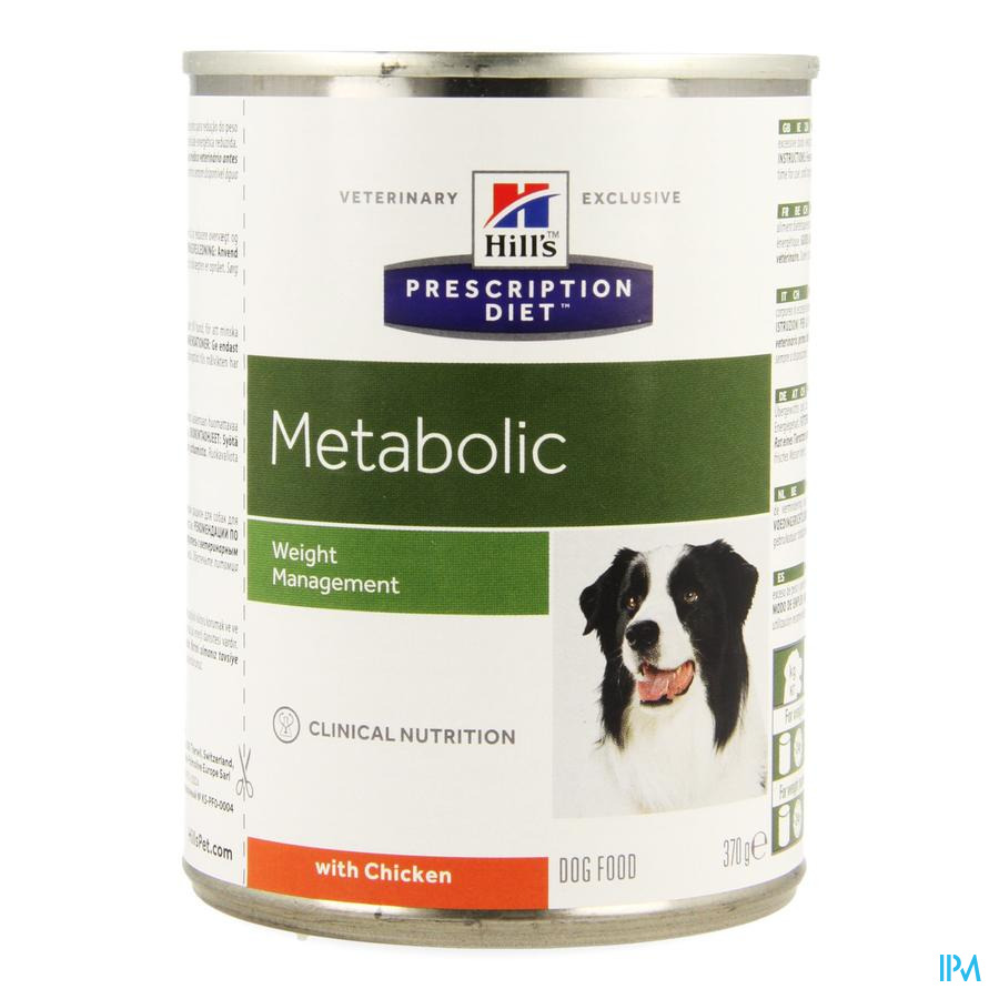 Prescription Diet Canine Metabolic 370g