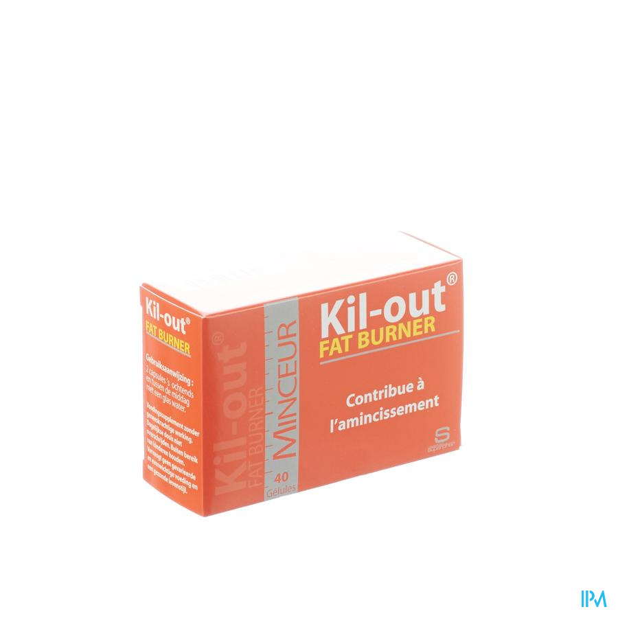 Kil Out Fat Burner Caps 40