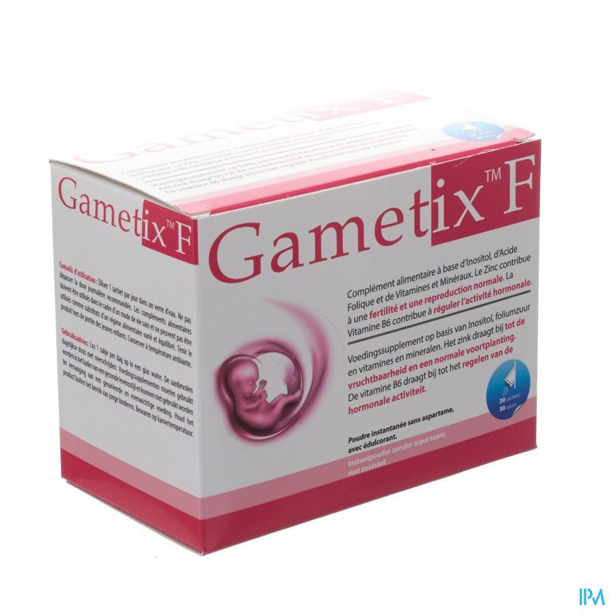 Gametix F Zakje 30