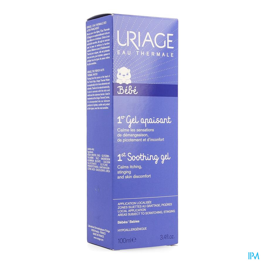 Uriage Gel Apaisant 100ml