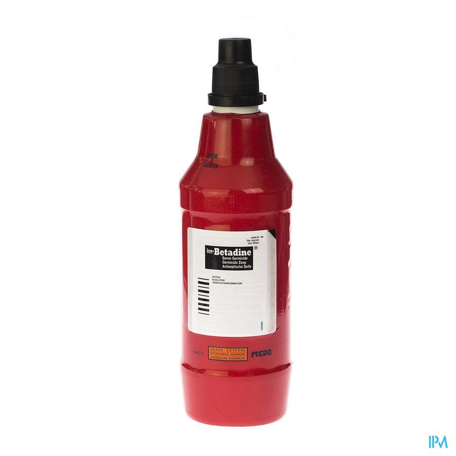 Iso Betadine Savon Liquide 500ml
