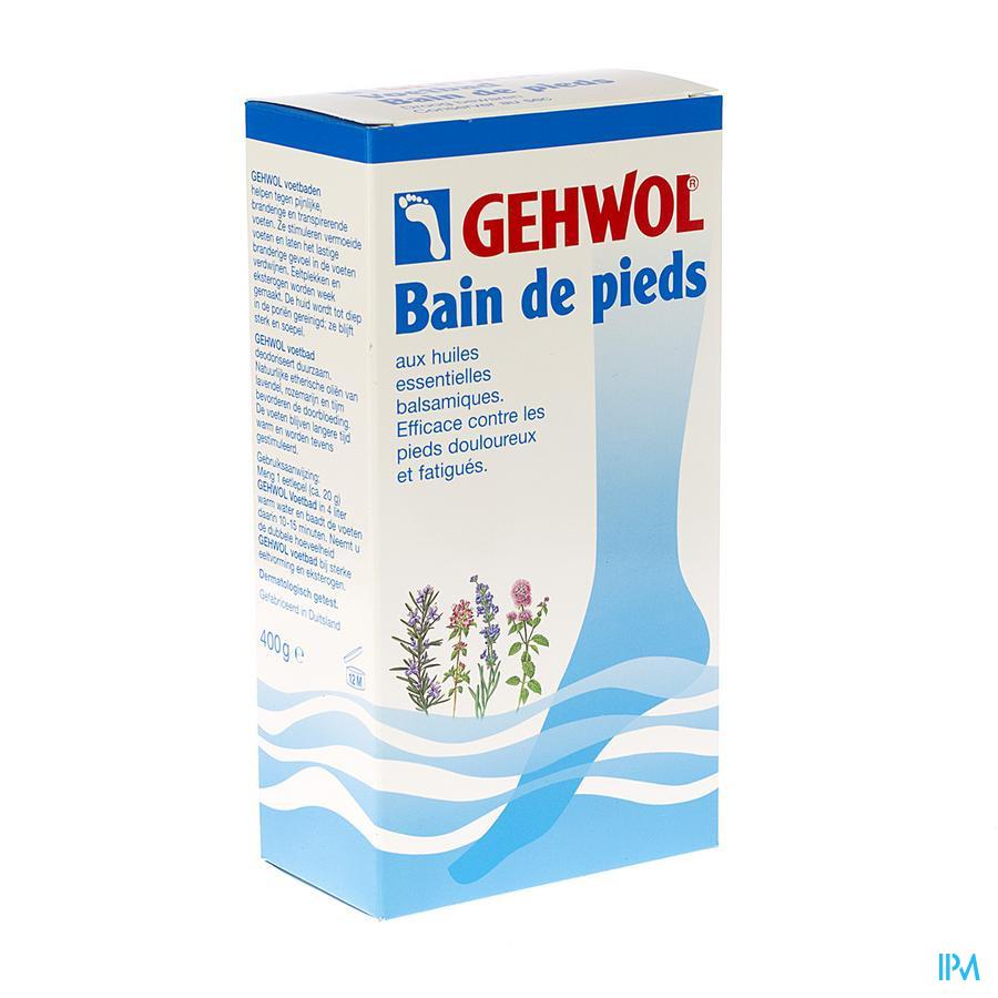 Gehwol Bain Pieds 400g Fytofarma
