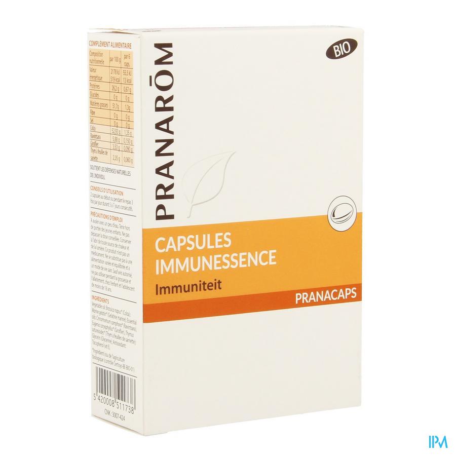 Immunessence Bio Blister Caps 2x15 Pranarom
