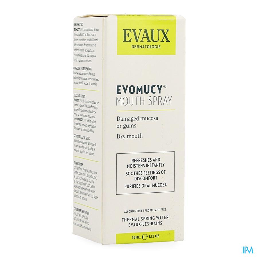 Evomucy Mondspray 35ml