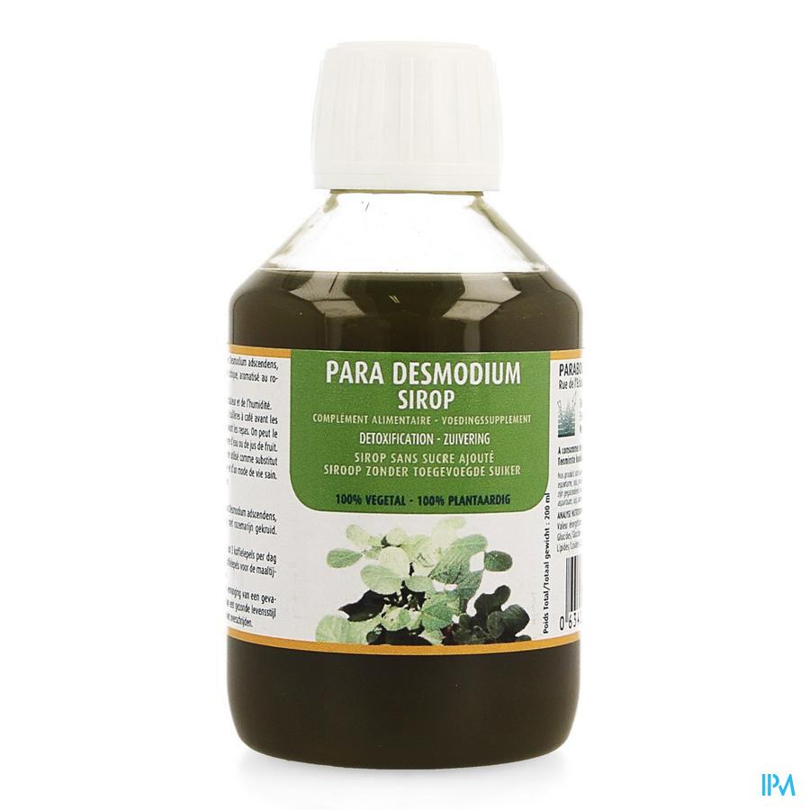 Para Siroop Desmodium 200 ml