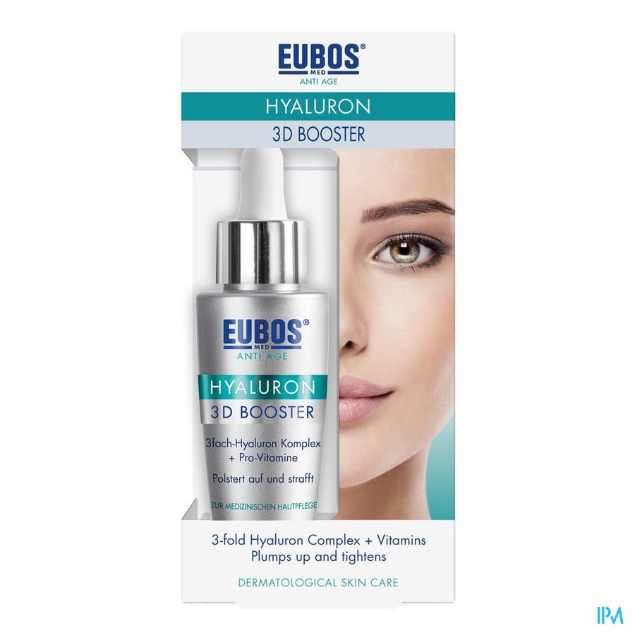Eubos Hyaluron 3d Booster Tube 30ml