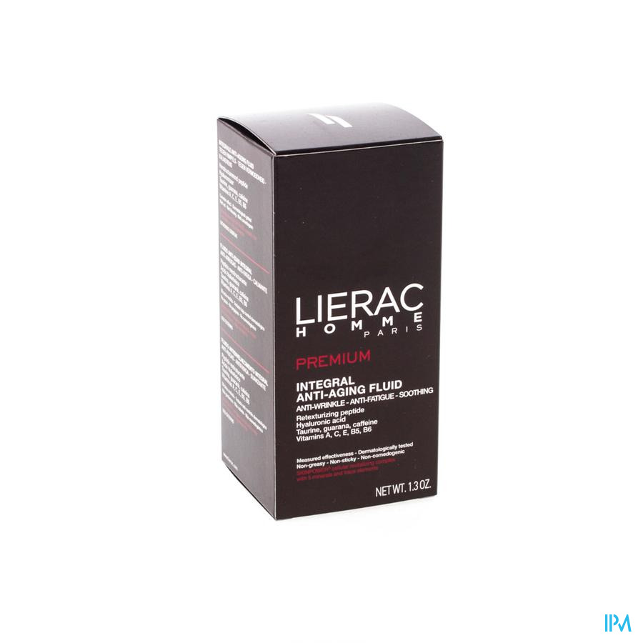 Lierac Man Premium Fluide Tube 40ml