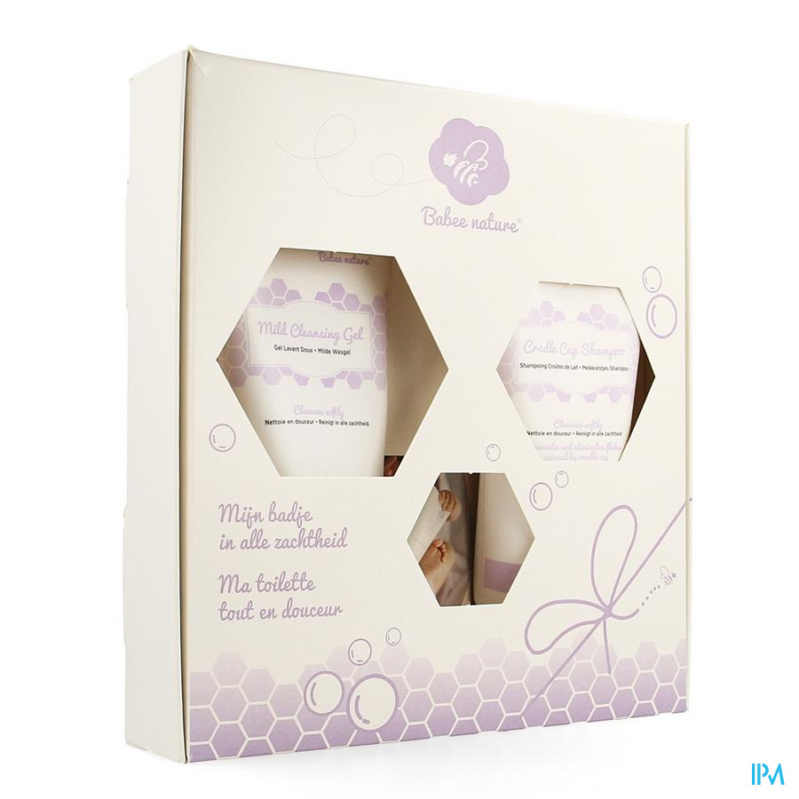 Babee Nature Giftbox 2prod