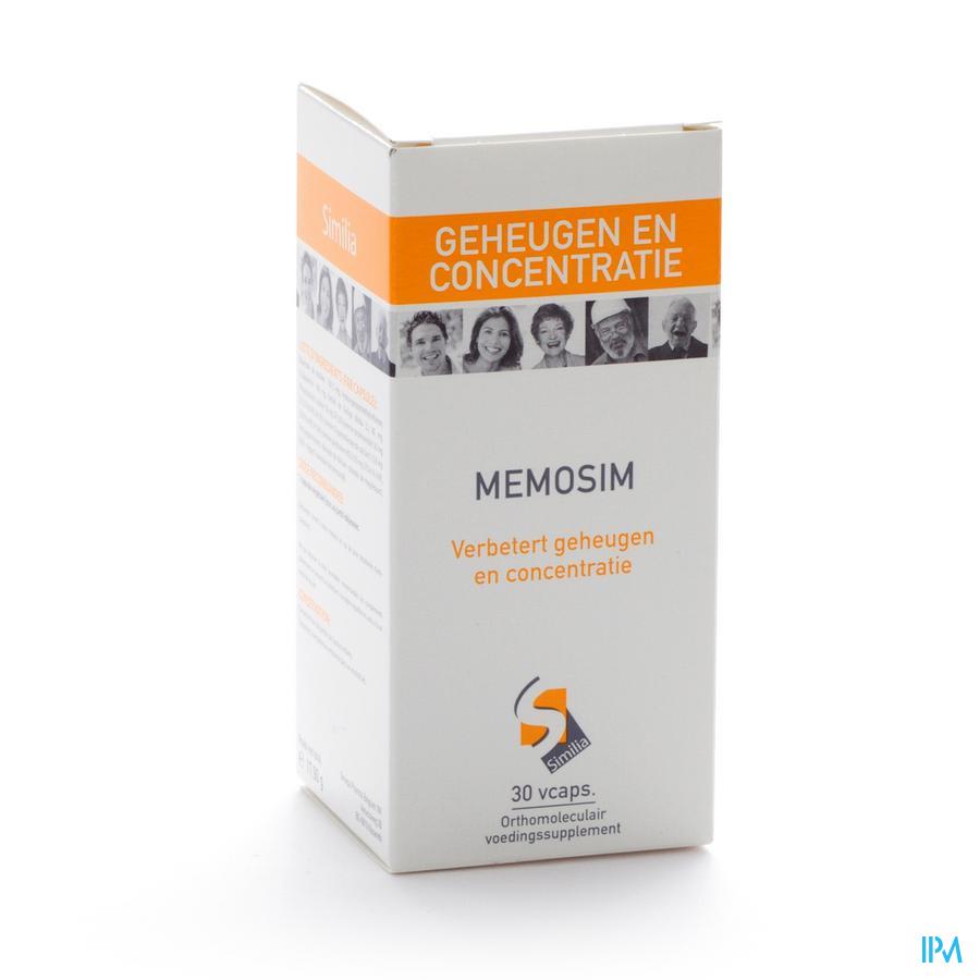MEMOSIM                       V-CAPS 30 S449 SIMIL