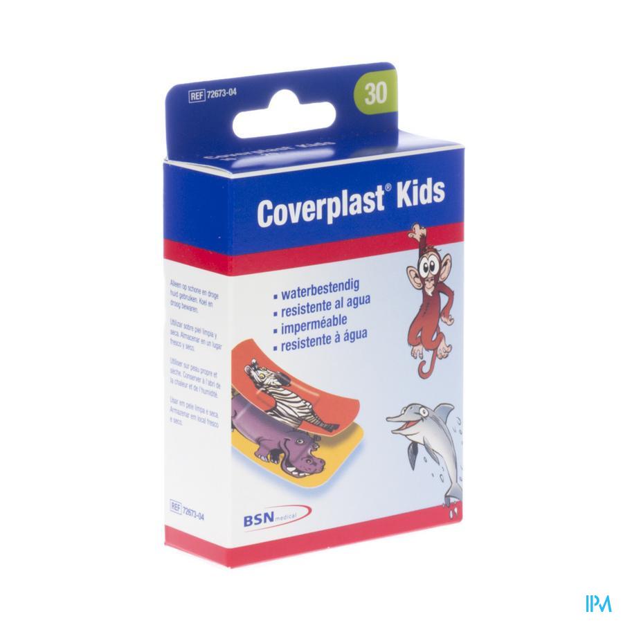 Coverplast Kids Fad Assortiment Pleisters 30