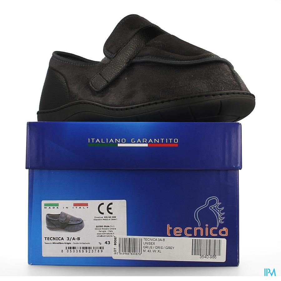 Tecnica 3a-b Comfort Grijs M 43 W Xl