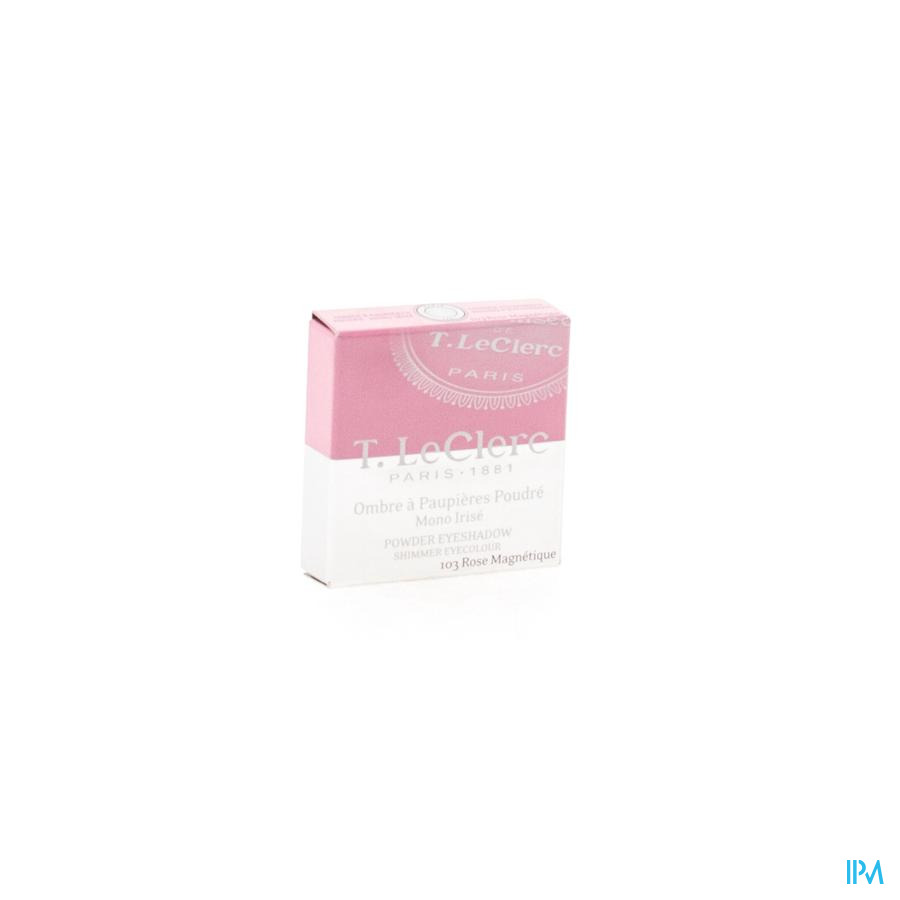 Tlc Oogschaduw Pdr Mono Rose Magnetique Nf