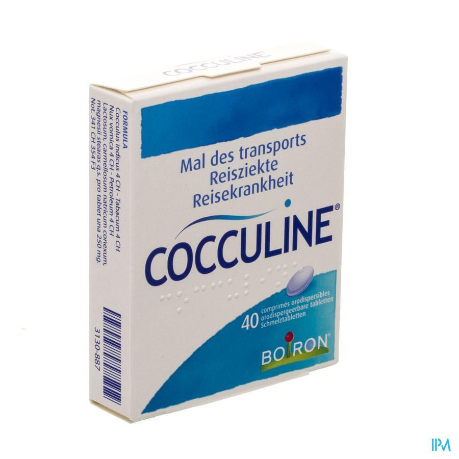 Cocculine Comp Orodisp 40 Boiron Verv.1573377