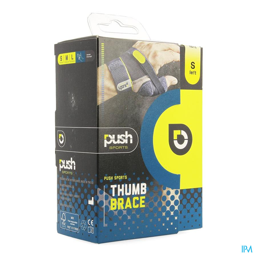Push Sports Duimbrace S Links