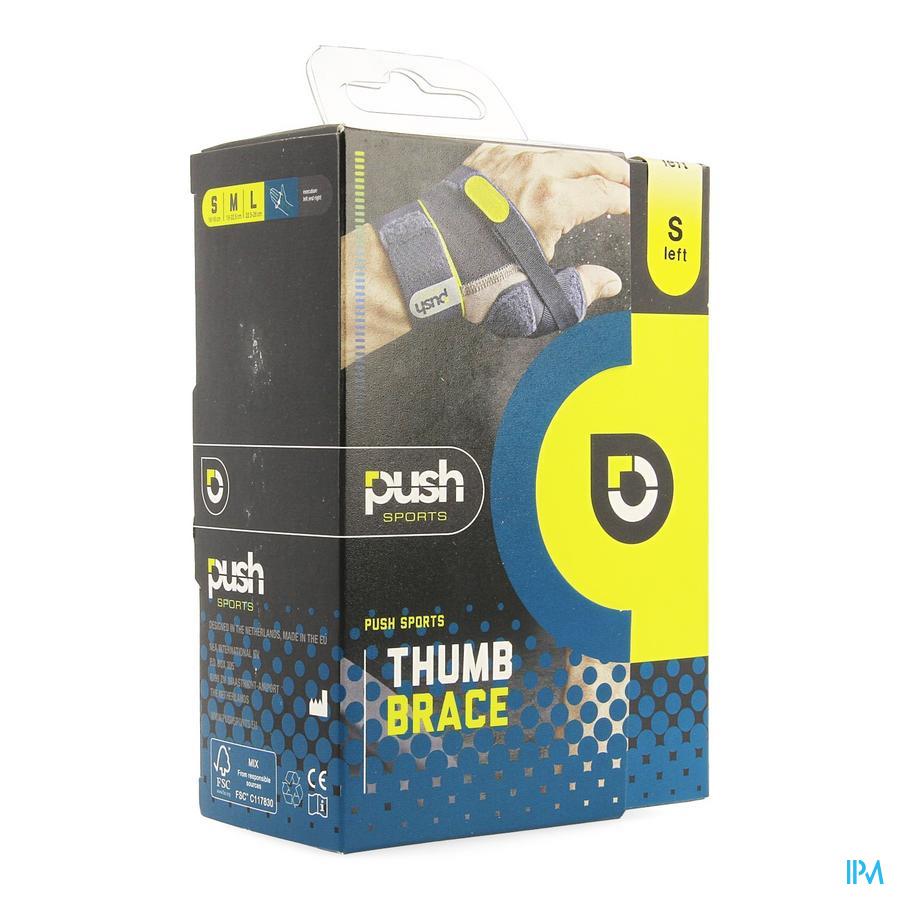 Push Sports Bandage Pouce S Gauche