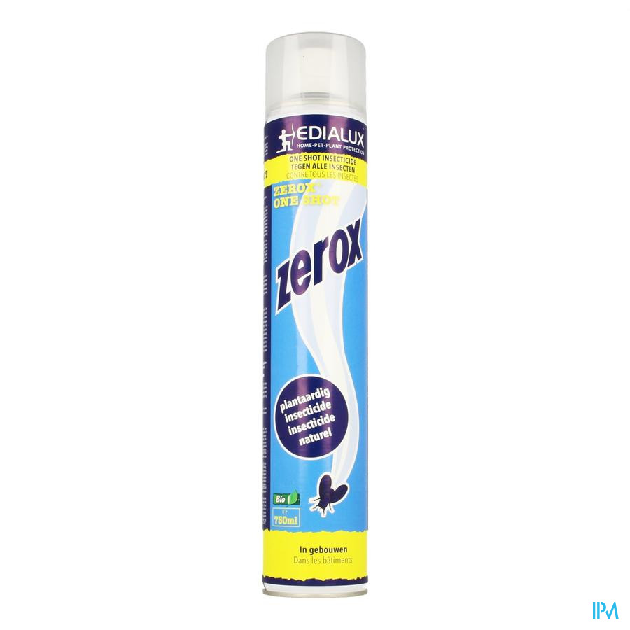 Zerox One Shot Spray 750ml