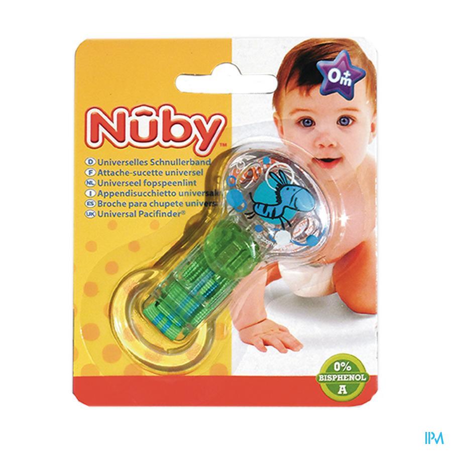 Nûby Universele Fopspeenketting Pacifinder®
