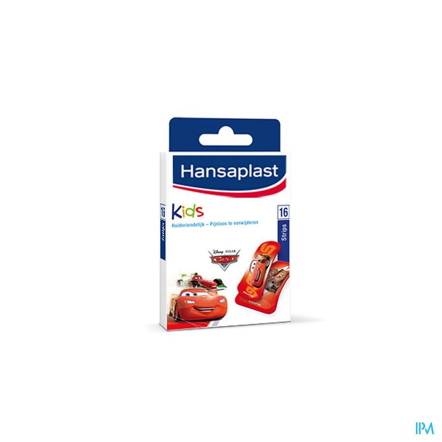 Hansaplast Cars Strips 16