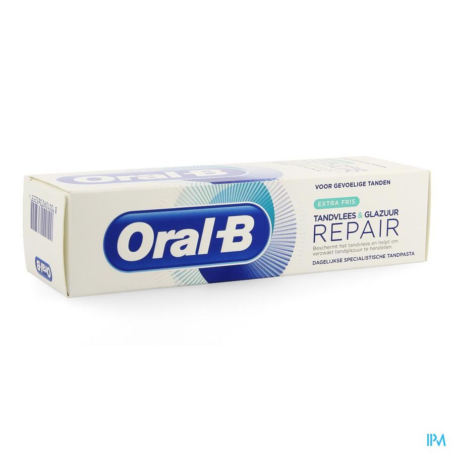 Oral B Tandp. Gum&enamel Repair Extra Fresh 75ml