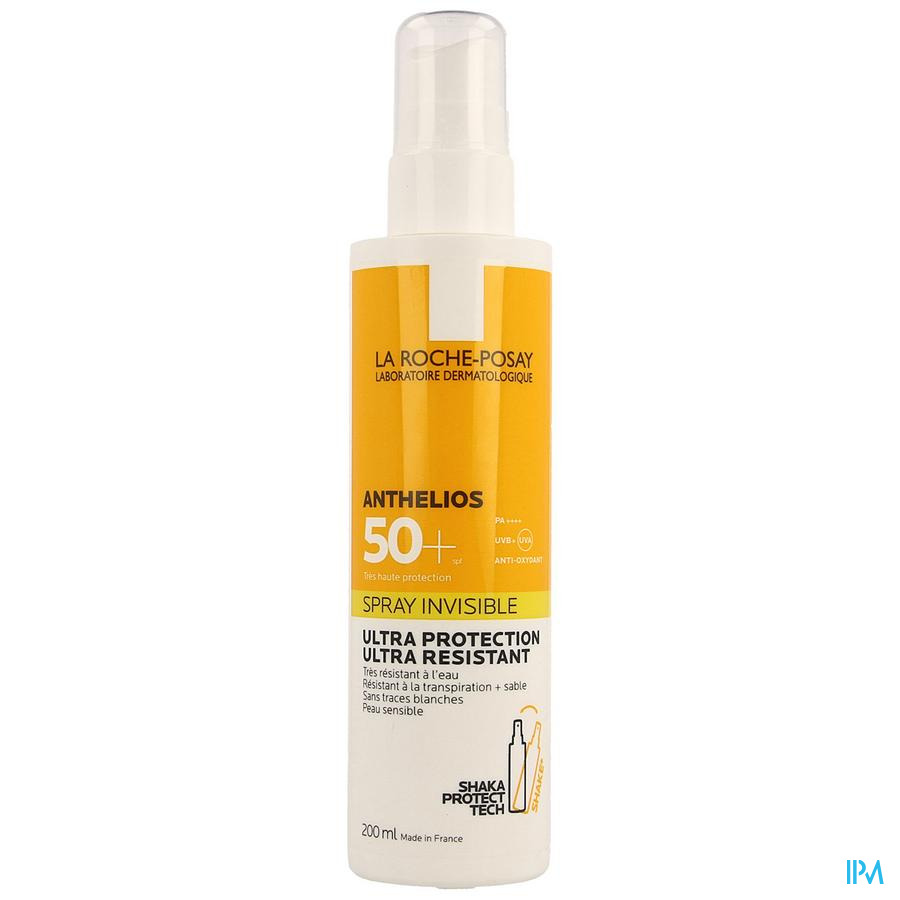 Lrp Anthelios Shaka Spray Ip50+ 200ml