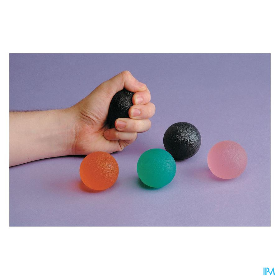 Oefenballetje Gel Vingers-hand Soft Blauw Advys